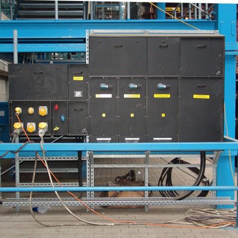 Indu-Industrie-Stromverteiler